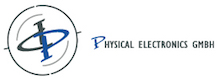 Physical Electronics GmbH Logo