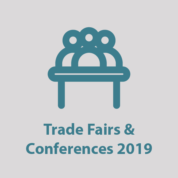 Trade Fairs & Conferences 2019