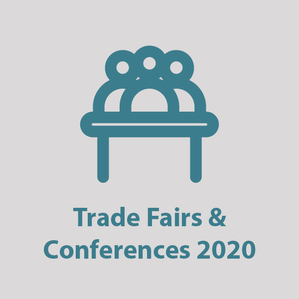 Trade Fairs & Conferences 2020